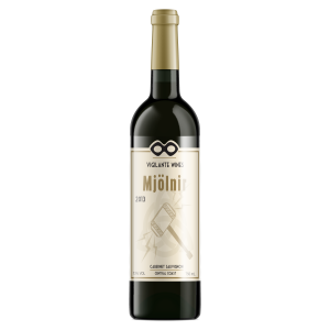 wine label thor
