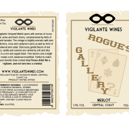 wine label rougue's gallery